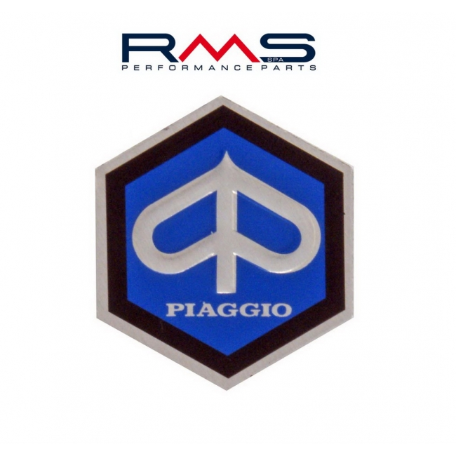 Emblem RMS 26mm for front shield