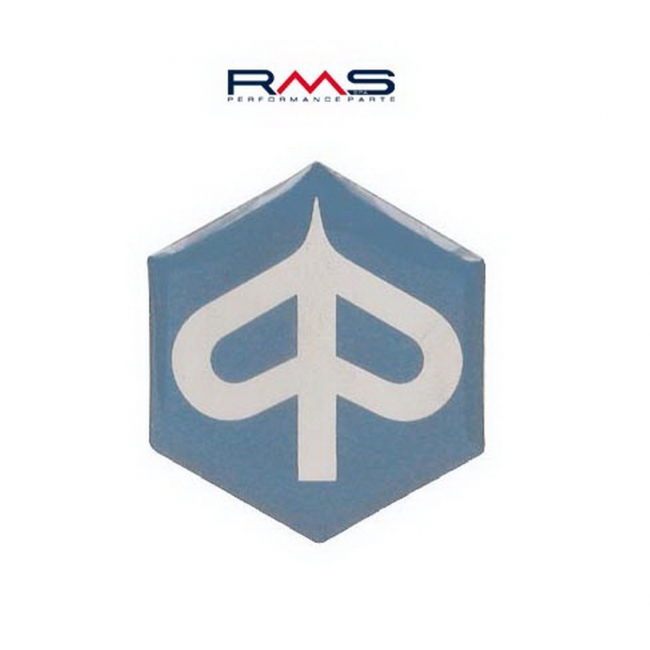 Emblem RMS 27mm for horn cover