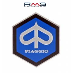 Emblem RMS 42mm for front shield