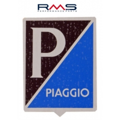 Emblem RMS for front shield