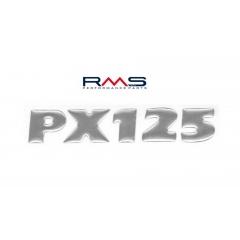 Emblem RMS for side panel