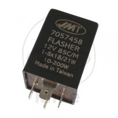 Flasher relay JMP electronic 12V 4pin