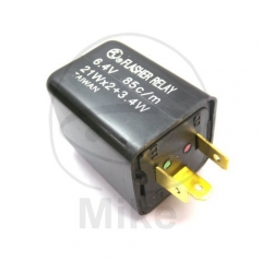 Flasher relay JMP electronic 6V 3 pole