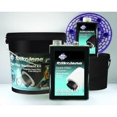 Foam filter kit SILKOLENE 1 l