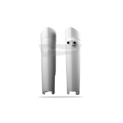 Priekinių šakių apsaugos POLISPORT (pora) , baltos spalvos
