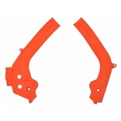 Frame protector POLISPORT PERFORMANCE , oranžinės spalvos
