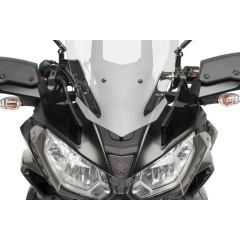 Frontal deflectors screen PUIG dark smoke