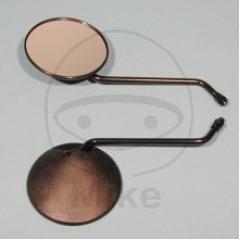 Galinio vaizdo veidrodis JMT ZR 9918 , juodos spalvos left or right