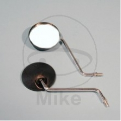 Galinio vaizdo veidrodis JMT ZR 9256 , juodos spalvos dešinė