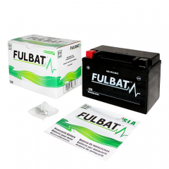 Gamykloje aktyvuotas akumuliatorius FULBAT SLA FT12B-4 (YT12B-4)
