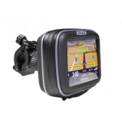 GPS dėklas SHAD ant vairo 4,3