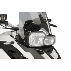 Headlight protector PUIG 8123W transparent