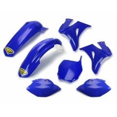 Išorinių plastmasinių detalių rinkinys CYCRA POWERFLOW 9110-62 , mėlynos spalvos