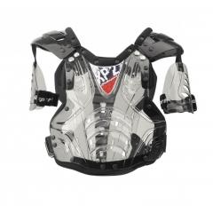 Krūtinės apsauga POLISPORT XP2 JUNIOR smoke black/black/smoke black