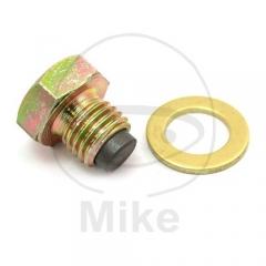Magnetinis alyvos išleidimo kaištis JMP M12X1.50 with washer