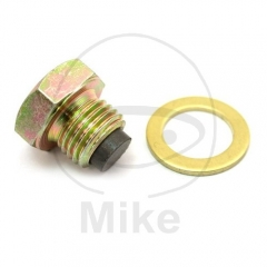Magnetinis alyvos išleidimo kaištis JMP M14X1.50 with washer