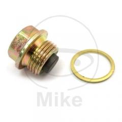 Magnetinis alyvos išleidimo kaištis JMP M18X1.50 with washer