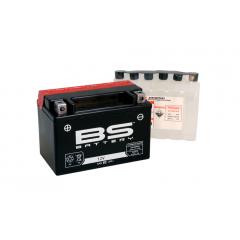 Neaptarnaujamas akumuliatorius - max. 20° pavertimas BS-BATTERY BTZ7S-BS (YTZ7S-BS)
