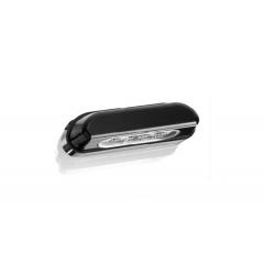 Numerių apšvietimas PUIG 4646N , juodos spalvos plastic with LEDs