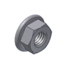 Nut MIVV 50.73.052.1 M8