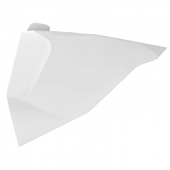 Oro filtro dėžės dangtelis POLISPORT white BD
