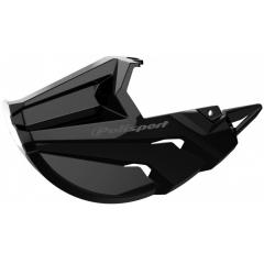 Partial disk protector POLISPORT , juodos spalvos