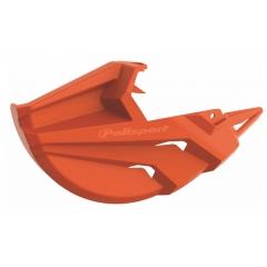 Partial disk protector POLISPORT , oranžinės spalvos