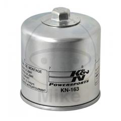 Tepalo filtras premium K&N KN 163