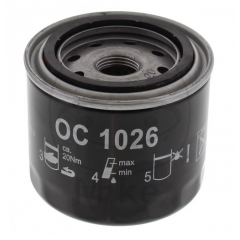 Tepalo filtras premium K&N OC 1026