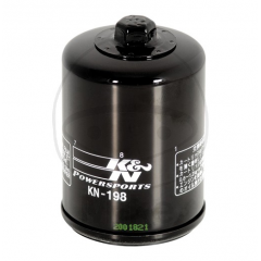 Tepalo filtras premium K&N KN 198