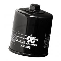 Tepalo filtras premium K&N KN 303