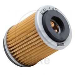 Tepalo filtras premium K&N KN 143
