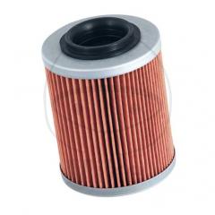 Tepalo filtras premium K&N KN 152 (short)