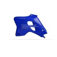 Radiator scoops POLISPORT (pair) blue Yam 98