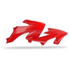 Radiator scoops POLISPORT (pair) red CR 04
