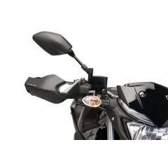 Rankų apsaugos PUIG MOTORCYCLE 8897C anglies pluošto spalva