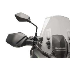 Rankų apsaugos PUIG MOTORCYCLE 8951J matinė juoda