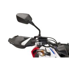 Rankų apsaugos PUIG MOTORCYCLE 9236J matinė juoda