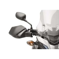 Rankų apsaugos PUIG MOTORCYCLE 8943J matinė juoda