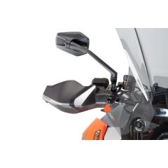 Rankų apsaugos PUIG MOTORCYCLE 9186J matinė juoda