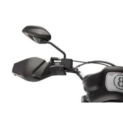 Rankų apsaugos PUIG MOTORCYCLE 8949J matinė juoda