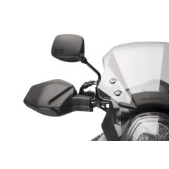 Rankų apsaugos PUIG MOTORCYCLE 8950J matinė juoda
