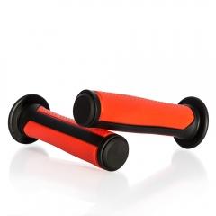 Rankenos motociklams MOTION STUFF , juodai raudonos spalvos