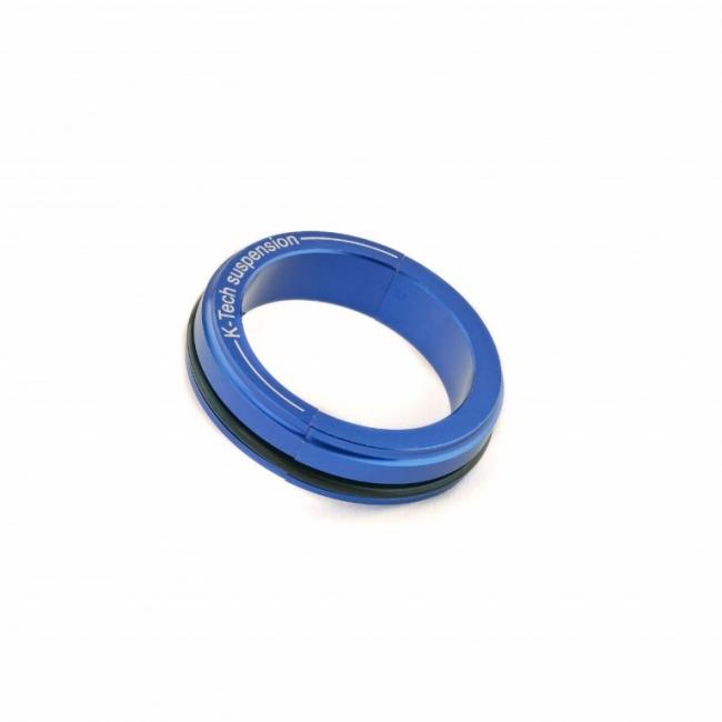 RCU LOWERING WASHER SEALHEAD K-TECH KYB/SHOWA/WP 46mm-30mm , mėlynos spalvos