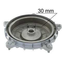Rear drum RMS