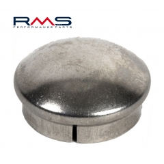 Rear plug drum RMS stainless steel 39mm