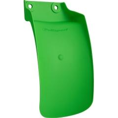 Rear shock flap POLISPORT green 05