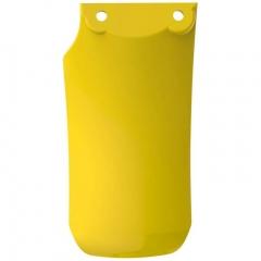 Rear shock flap POLISPORT yellow RM01