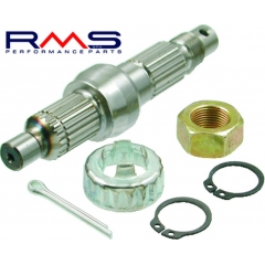 Rear wheel shaft kit RMS