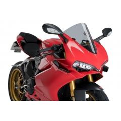 Side spoilers PUIG SPORT 3165R , raudonos spalvos